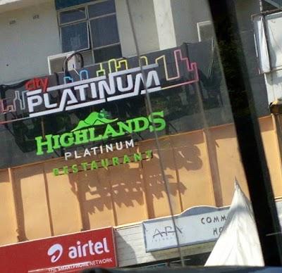 Highlands Platinum SimbaPOS