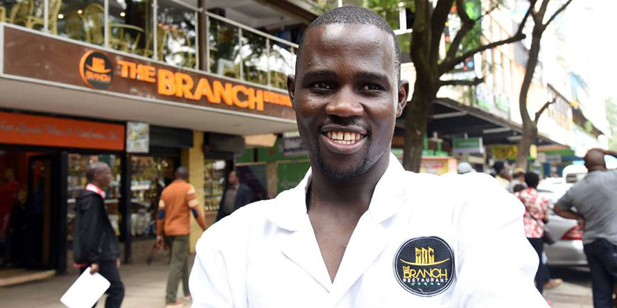 The Branch Restaurant SimbaPOS