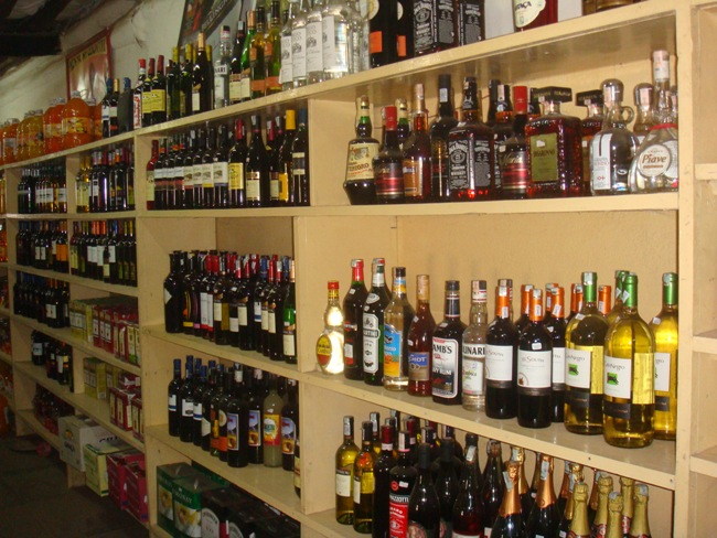 wine and spirits business in Kenya