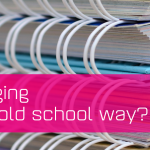 Are you still managing your business the old school way?