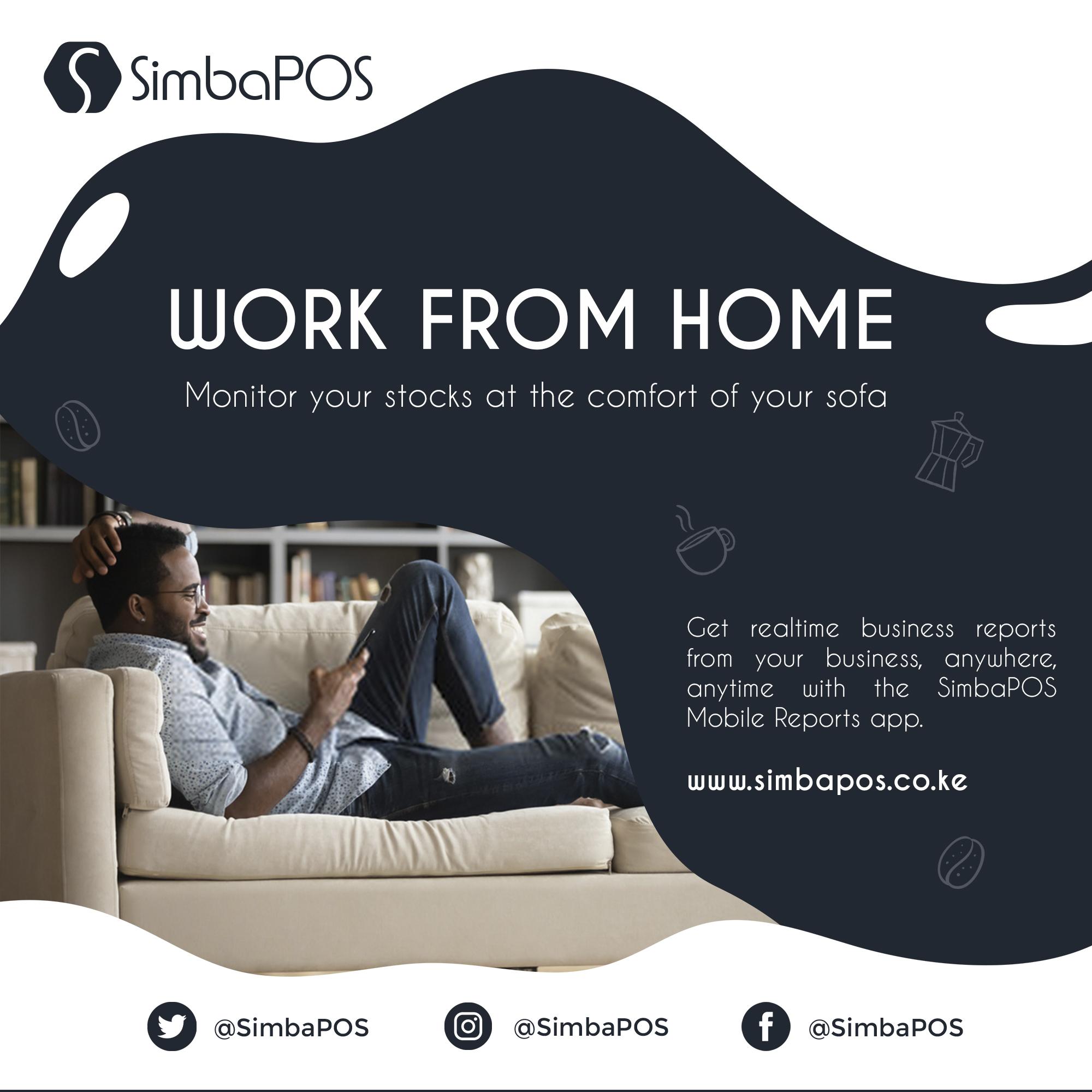 SimbaPOS Mobile App