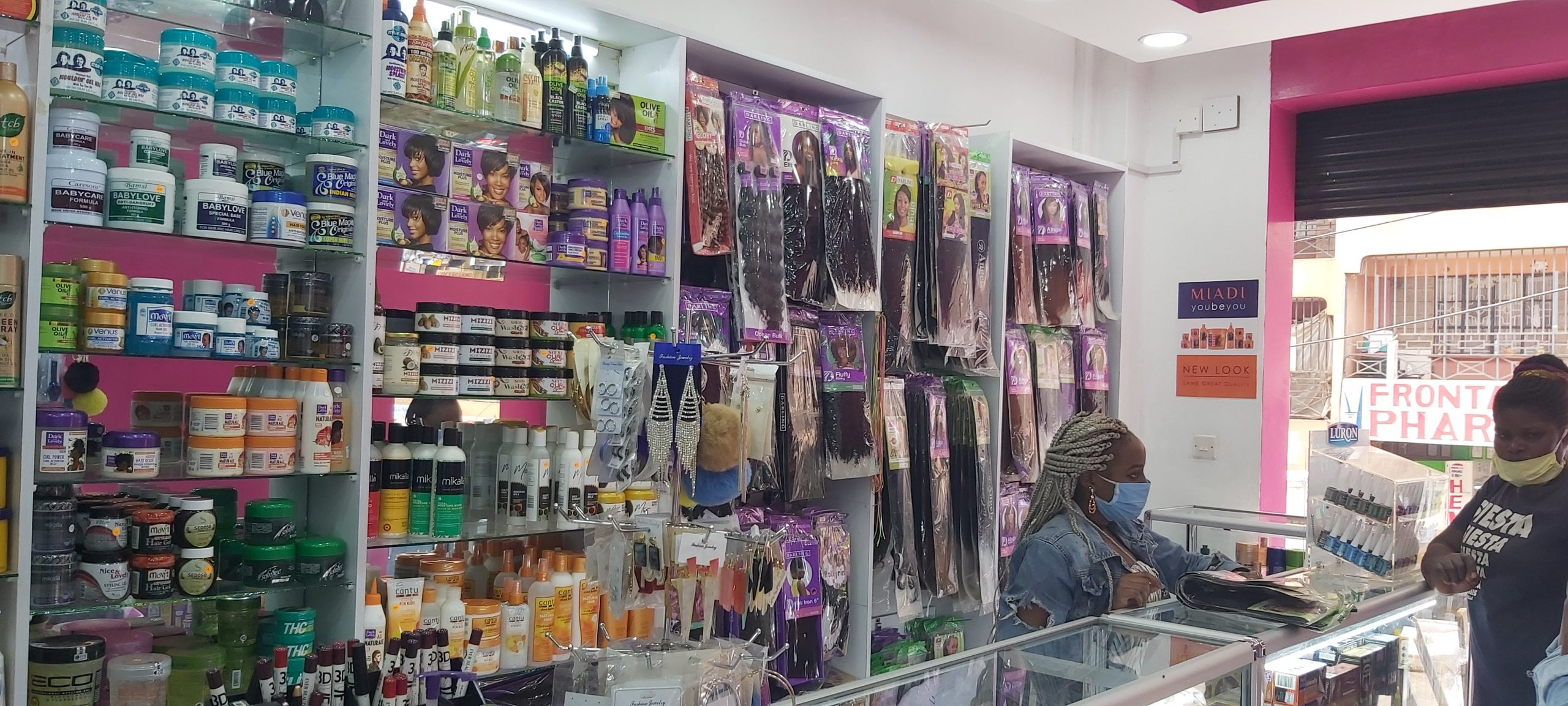 SimbaPOS Cosmetics and Beauty Store POS System in Kenya