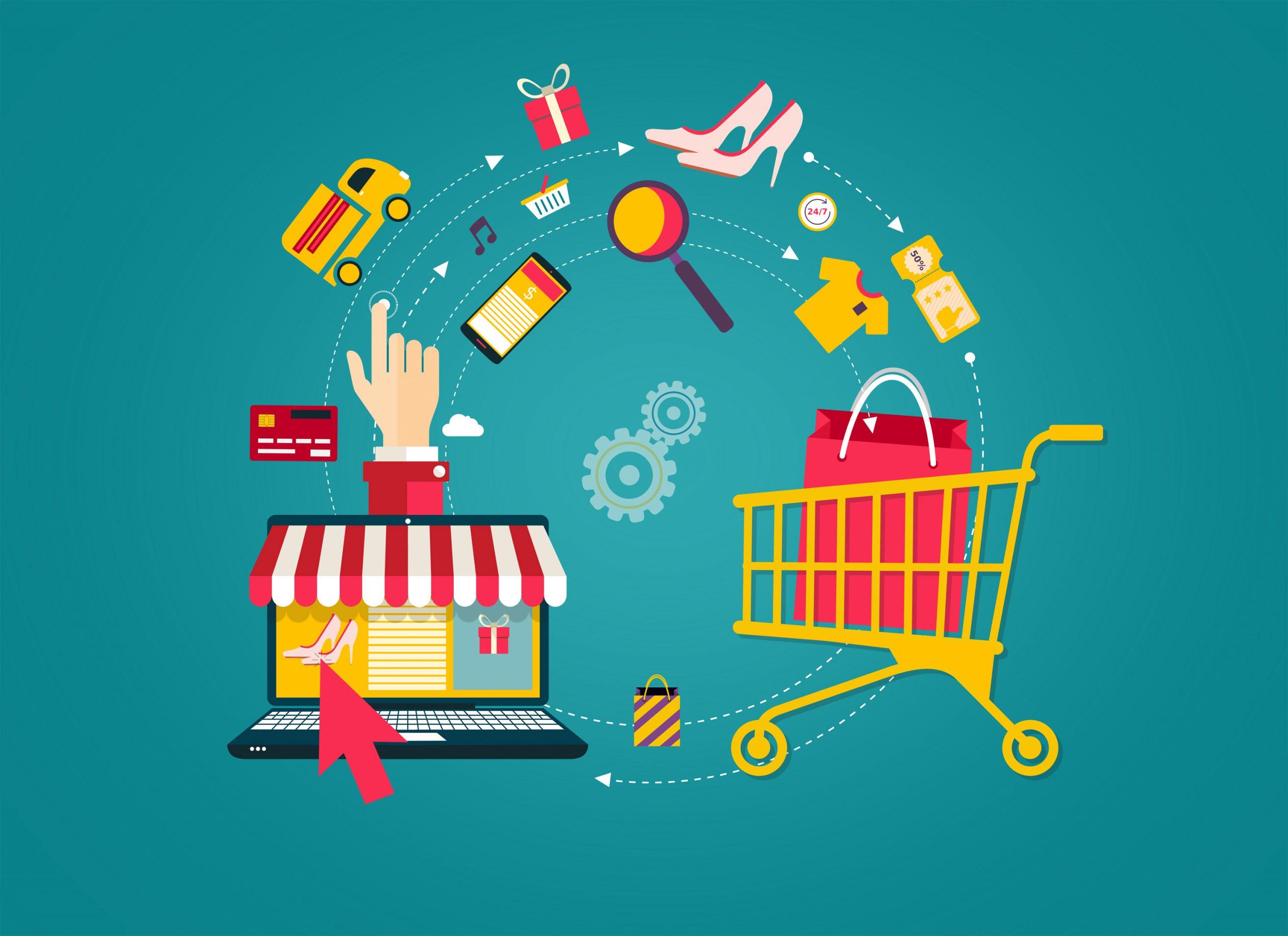 Open Online Shop in Kenya