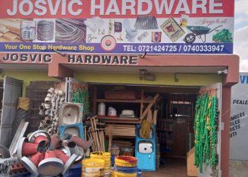 hardware business in Kenya