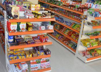 Supermarket Shelves for Product Display in Kenya